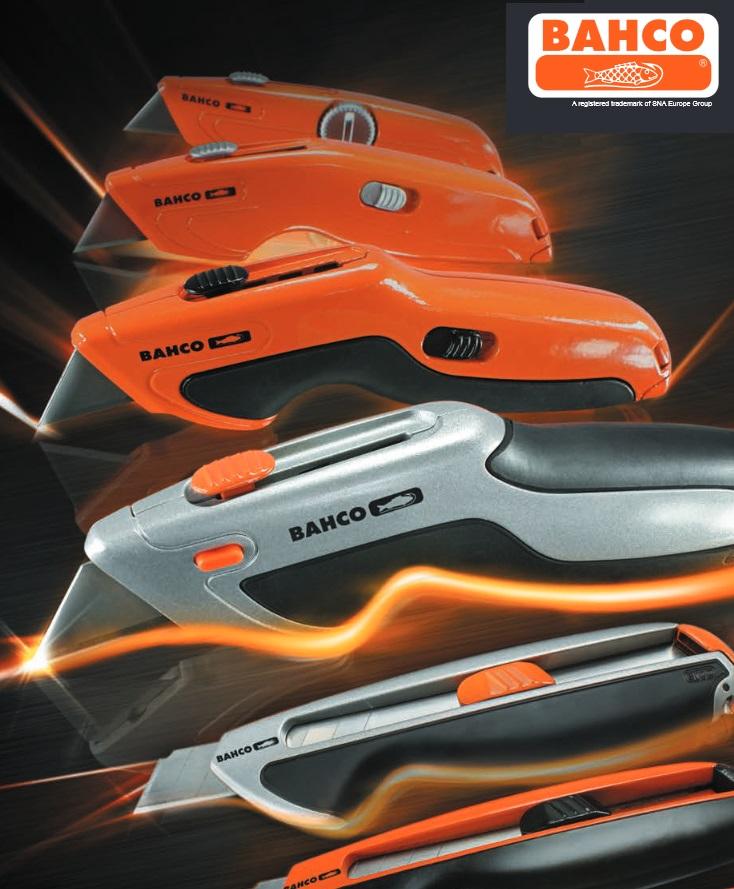 Каталог универсальных ножей BAHCO