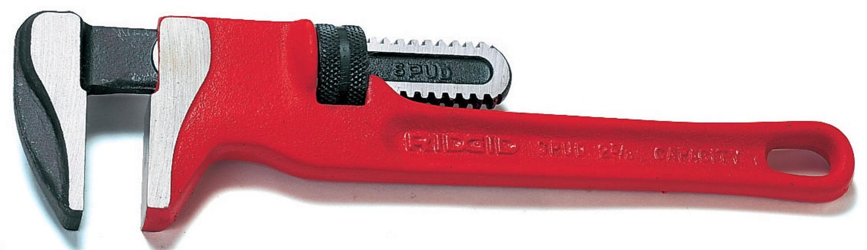 Ключ с прижимной планкой Ridgid