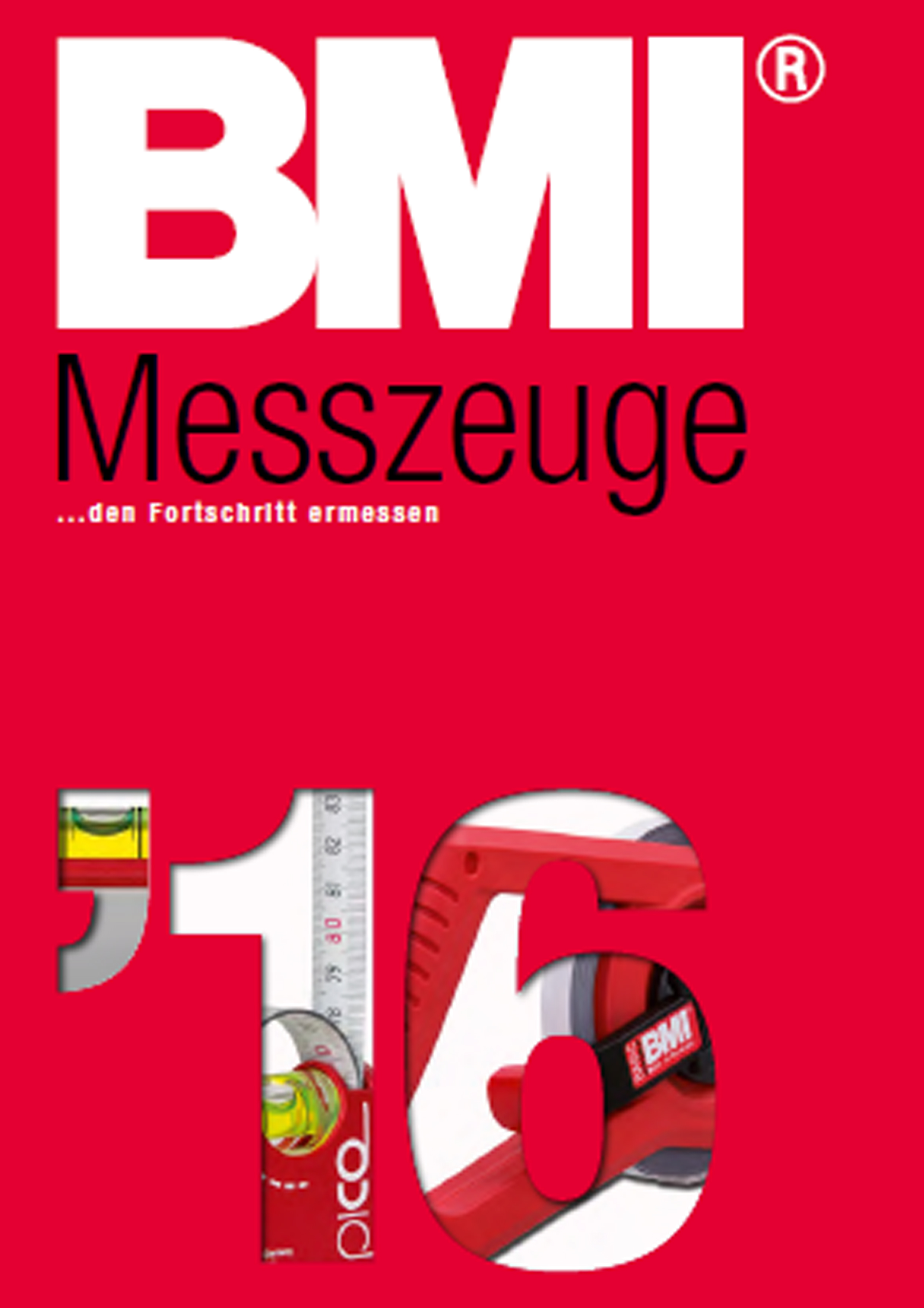 Каталог оборудования BMI 2016